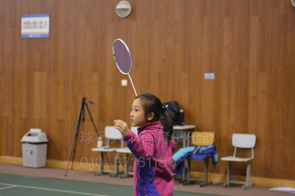羽毛球教练私教球行天下