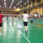 羽毛球初学者如何快速提高球技