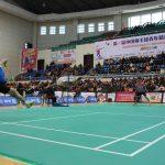 中国第一届羽毛球青年精英赛在含山成功举办