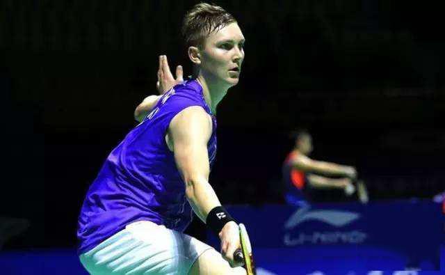 丹麦羽毛球球星安赛龙生日,未来成就不可限量