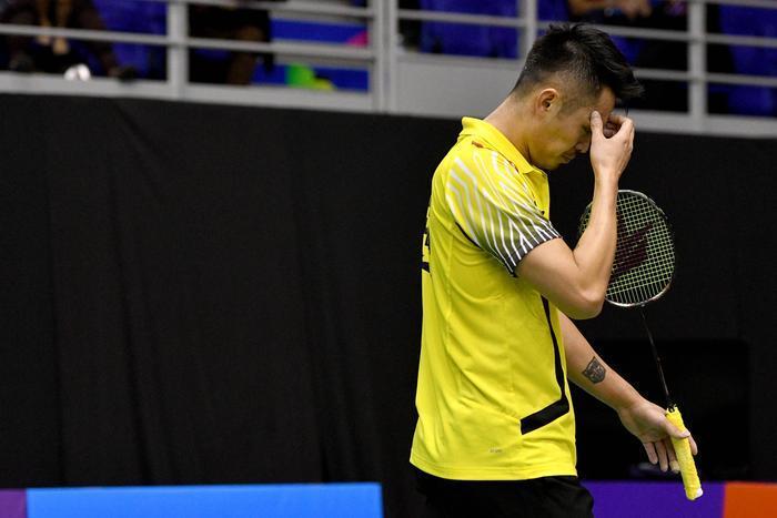 羽毛球马来西亚大师赛,林丹谌龙首轮均被淘汰