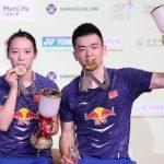 国羽印尼赛终于见金 混双强档击败奥运冠军