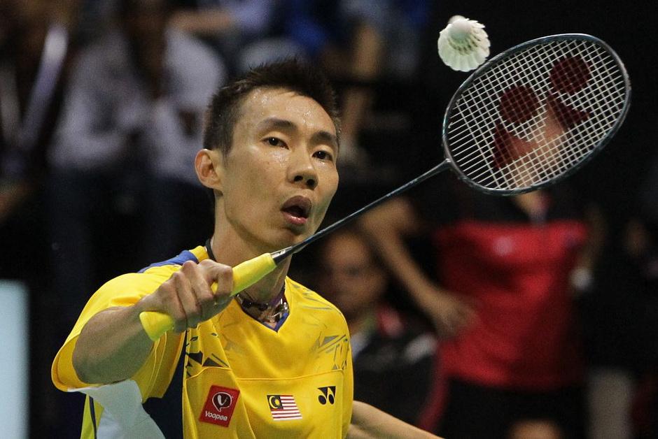 马来西亚羽毛球大师赛 林丹李宗伟首轮均被出局