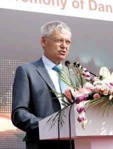 丹麦羽毛球公开赛长期裁判约翰·汉森1月17日去世