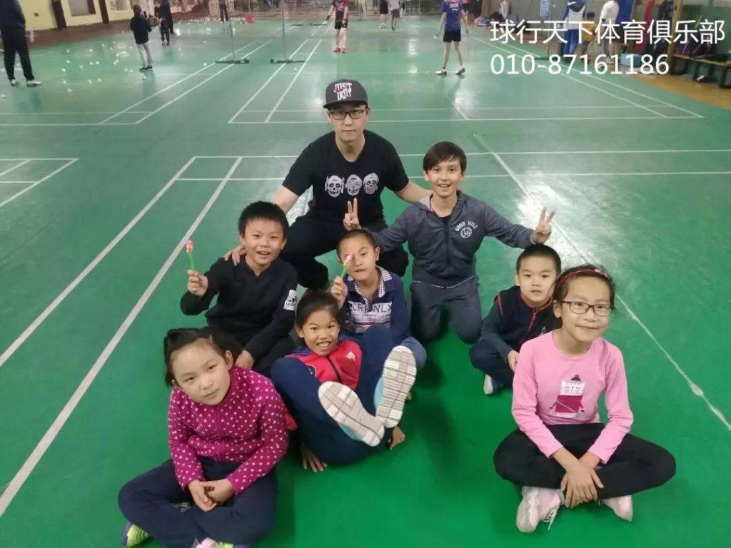 球行天下2019春季羽毛球长训班开学了!
